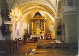 kostol v ktorom sa zoberieme