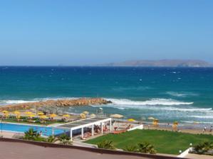 Pohľad z hotela