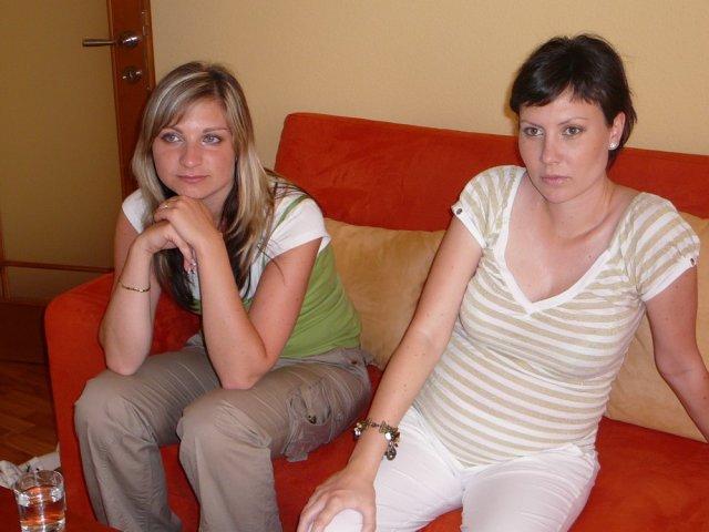 Monika a Milan - Stretko - jún 2007