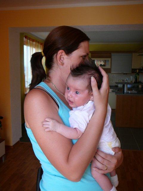 Monika a Milan - Lucka23 s jej krásnym Lukáškom