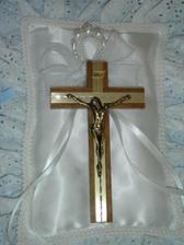 na tento krížik sme si prisahali lásku a vernosť