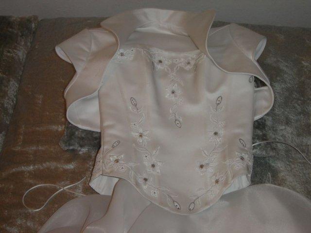 Monika a Milan - svadobné šaty už u mňa doma