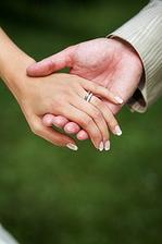 prstýnek nevěsty