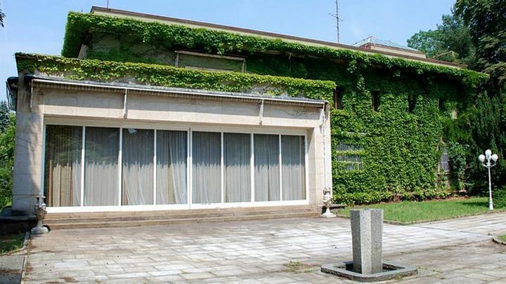 Zelene fasady - Funkcionalistická vila Stiassny v Brne