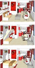 premena sedacky na postel