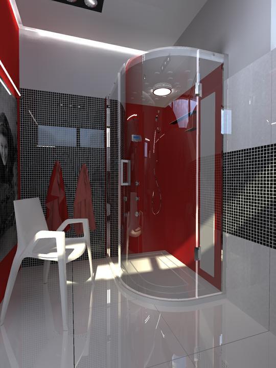 Sprchovaci masazny a parny box Hafro Doccia