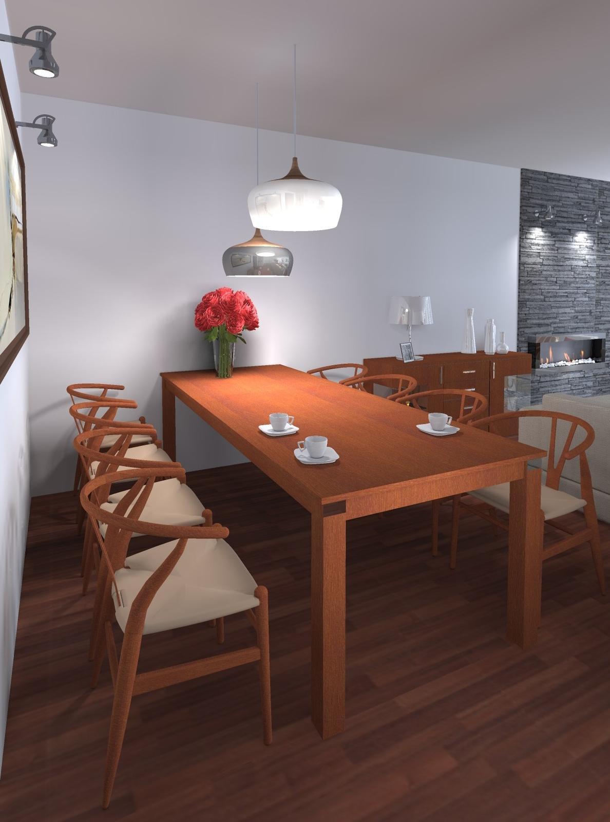 Povyberané na inspiráciu - Wishbone chair - Y chair (Hans J. Wegner)