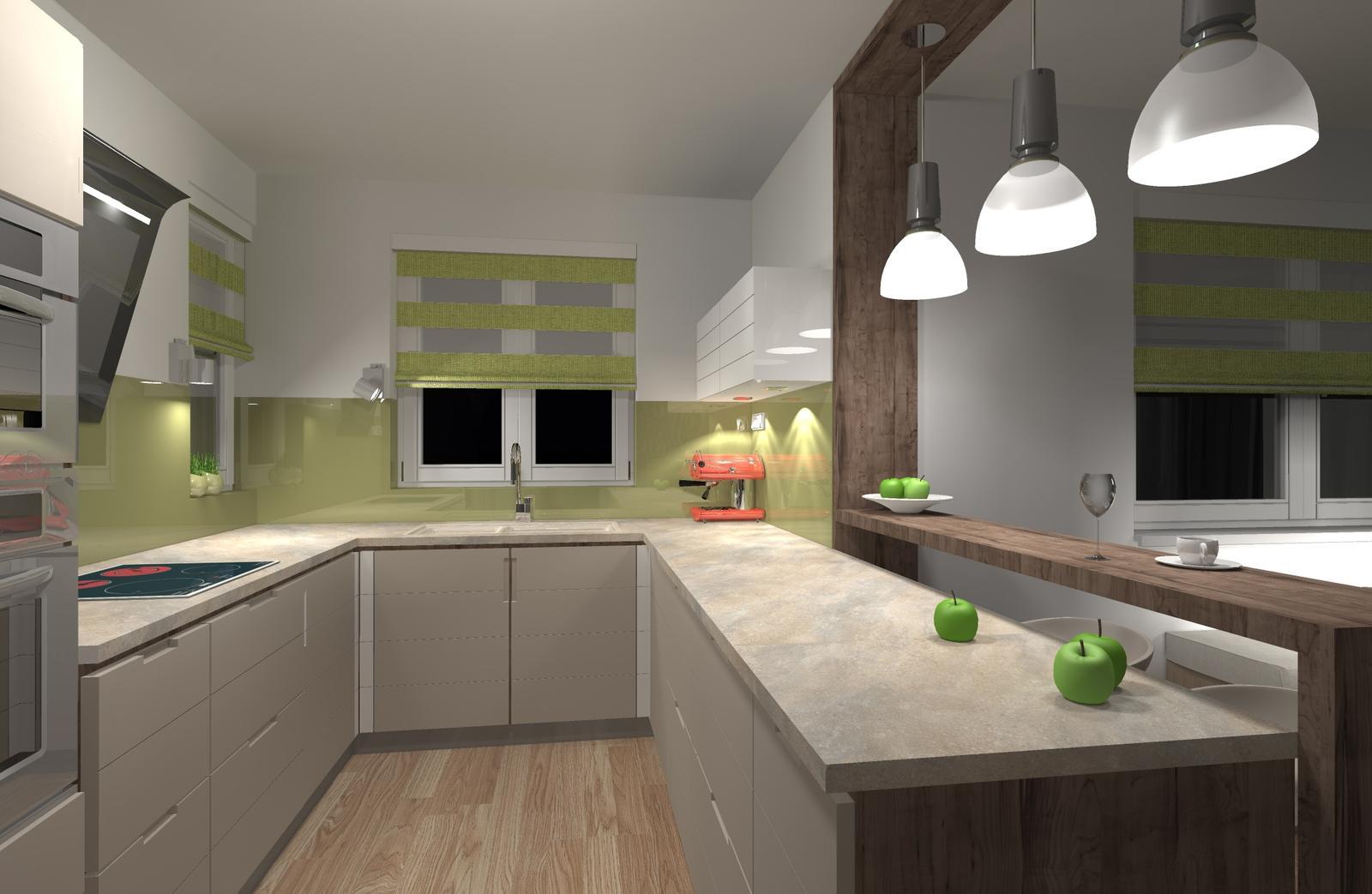 Kuchyne nielen do panelakovych bytov - Obrázok č. 34