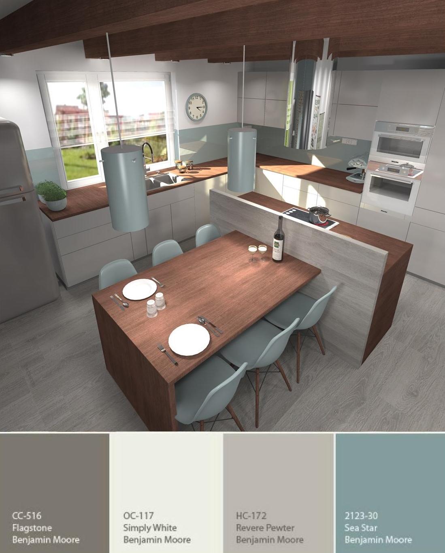 Kuchyne nielen do panelakovych bytov - Obrázok č. 37