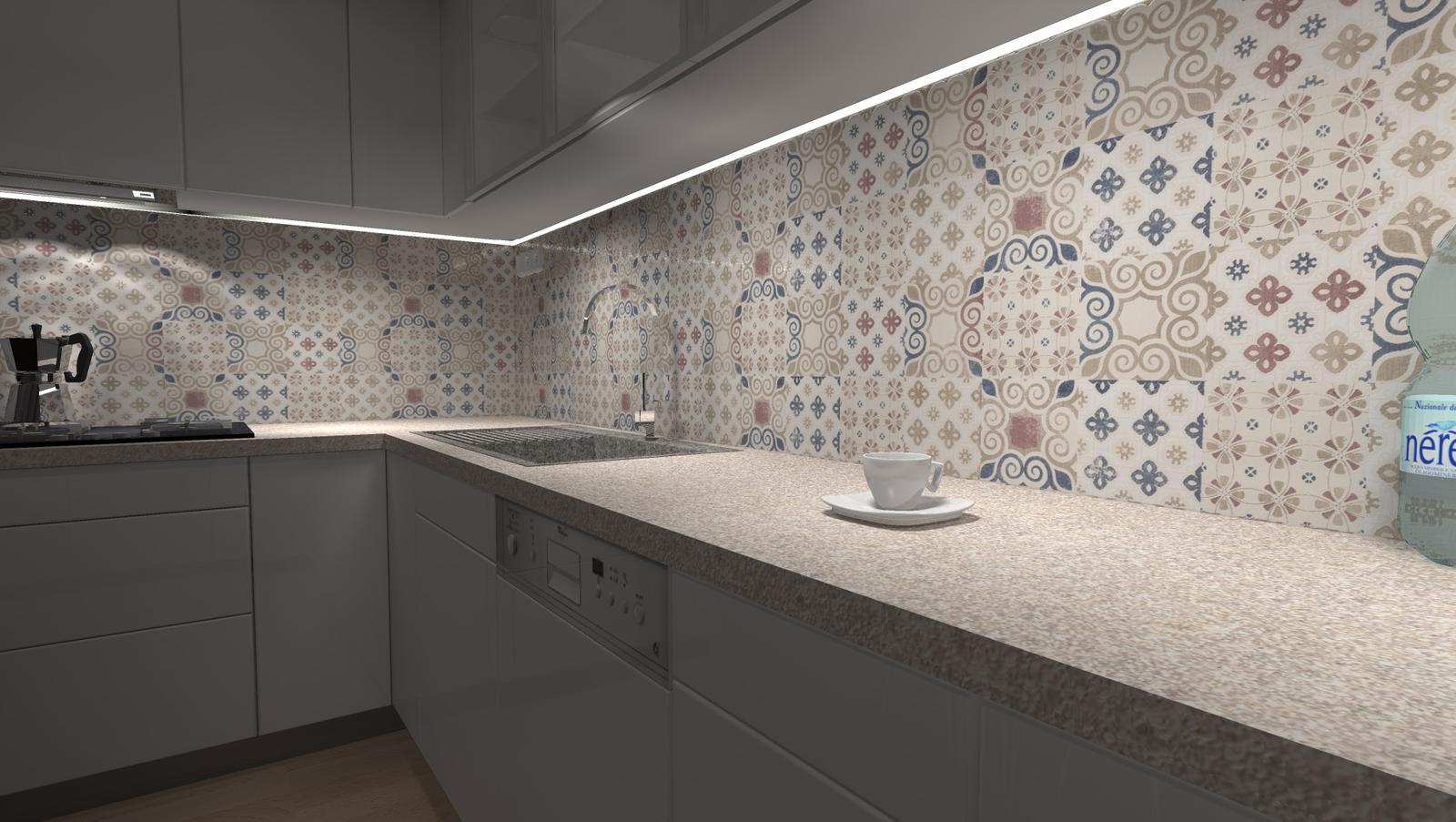 Kuchyne nielen do panelakovych bytov - Obrázok č. 42
