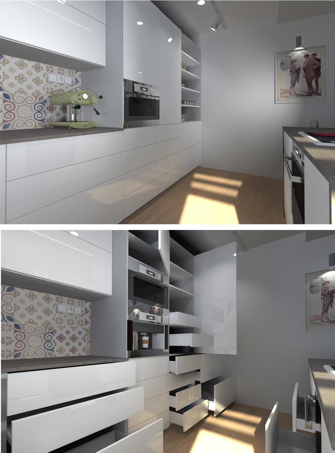 Kuchyne nielen do panelakovych bytov - takto sa to bude otvarat - mozno