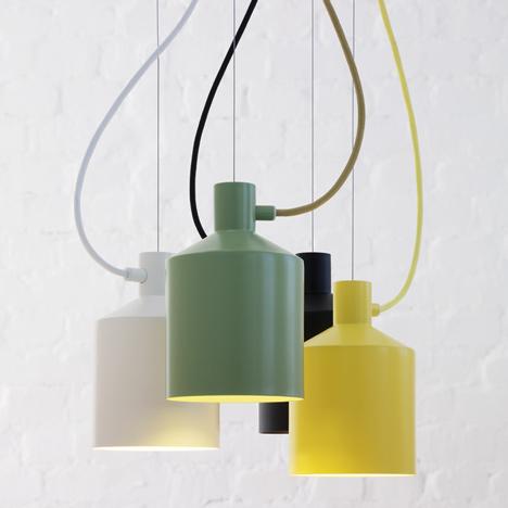 Povyberané na inspiráciu - http://www.zerolighting.com/products/pendants/silo-new-2013