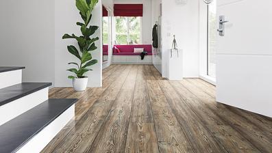 HARO Laminate floor TRITTY 100 Gran Via 4V Vintage Pine textured matt