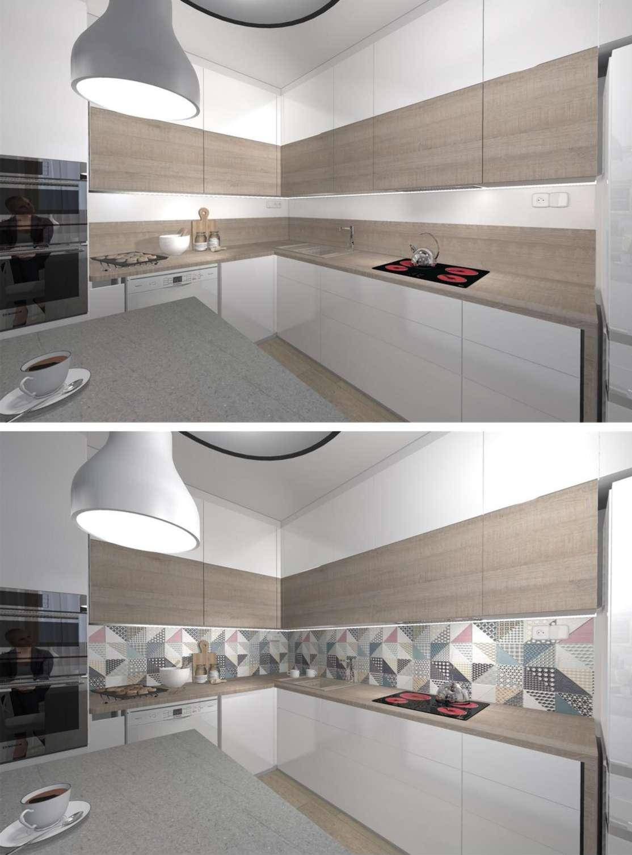 Kuchyne nielen do panelakovych bytov - Obrázok č. 49