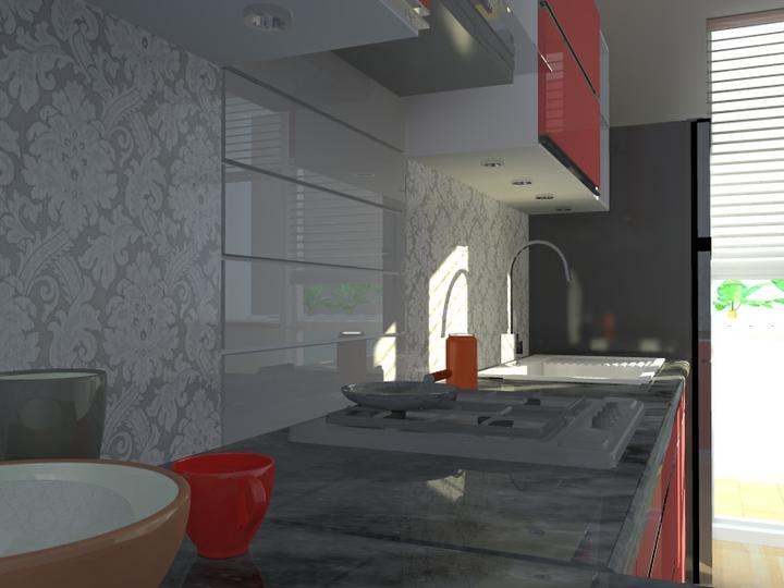 Kuchyne nielen do panelakovych bytov - ...aj instalacne rozvody tam, kde boli