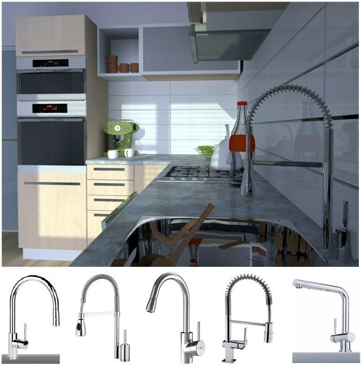 Kuchyne nielen do panelakovych bytov - Obrázok č. 14