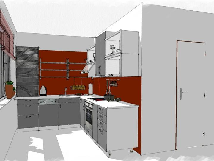Kuchyne nielen do panelakovych bytov - Vylepsili sice kupelnu, no zminimalizovali kuchynu
