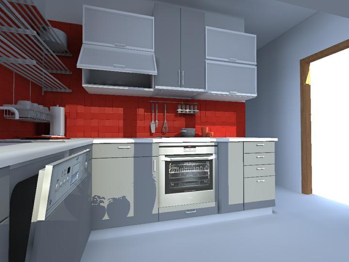 Kuchyne nielen do panelakovych bytov - Obrázok č. 28