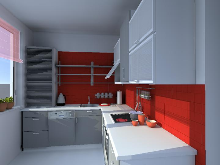 Kuchyne nielen do panelakovych bytov - Obrázok č. 29