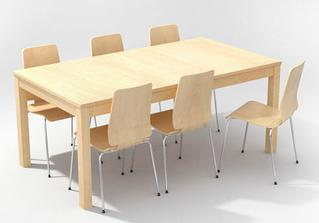 jedálenský stôl Bjursta