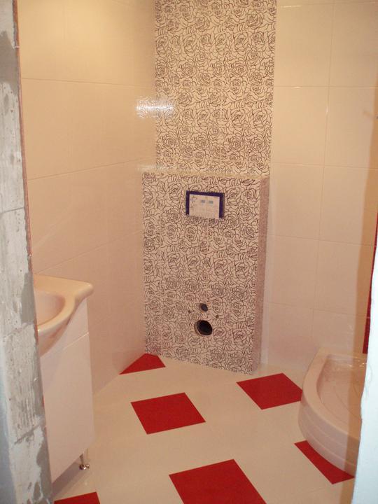 Plníme si náš sen - Kúpeľňa v samostatnom bývaní