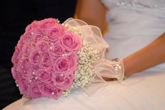 Moja svadobná kytička