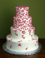 to je krasna torticka,ale mozno v inej farbe