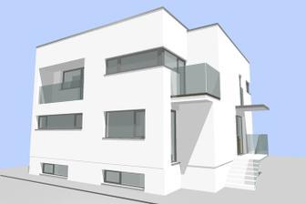 povodný návrh architekta.....