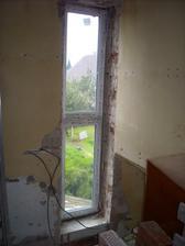 schodiskové okno