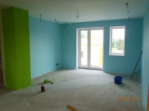 detska izba.... farebne opticky predelaná