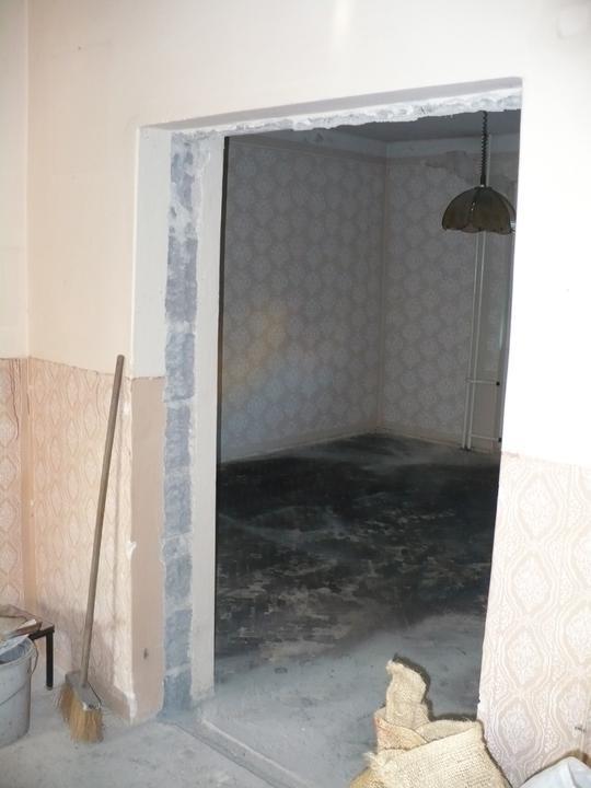 Premeny - vchod do obývačky