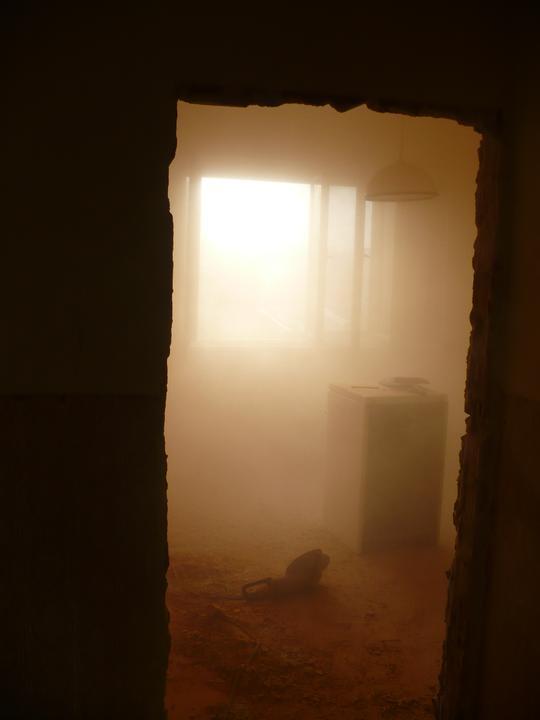 Premeny - Kuchyňa v opare prachu :)