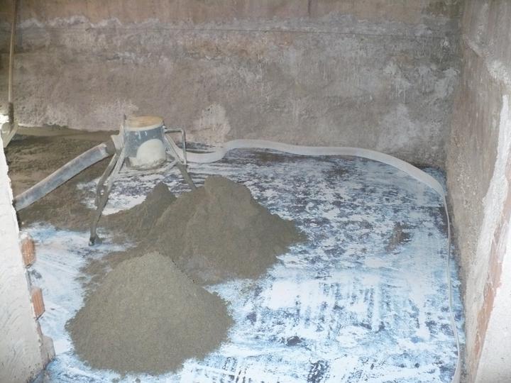 Premeny - Konečne bude rovná podlaha v pivnici