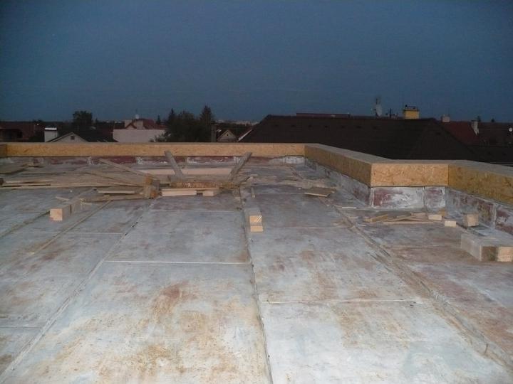 Premeny - strecha