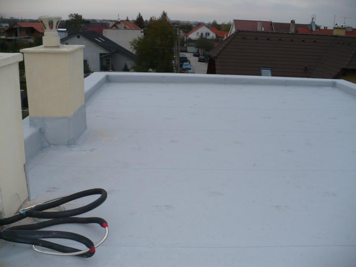 Premeny - nová strecha