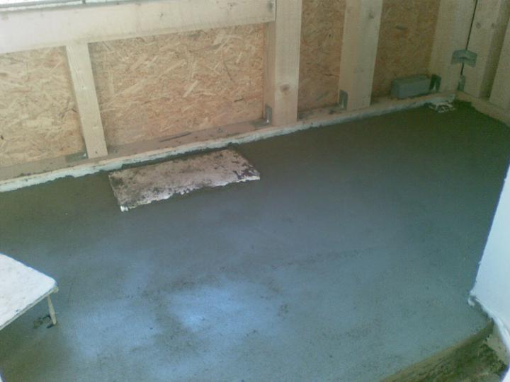Premeny - podlaha vyliata