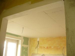 kuchyna znizeny strop