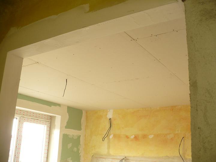 Premeny - kuchyna znizeny strop