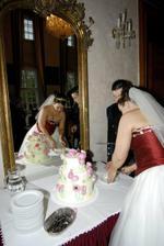 Klasika, krajeni dortu..