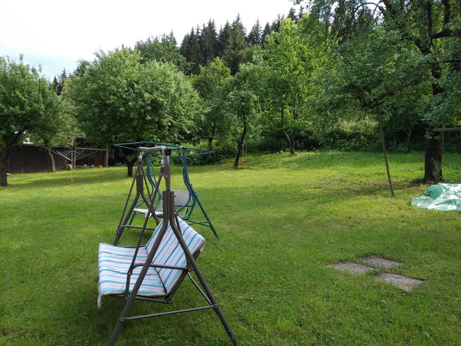 Babkina záhrada - Miesta a miesta