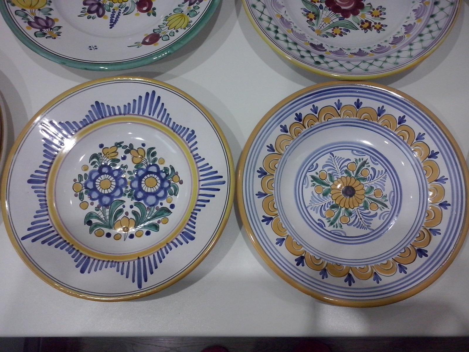 malované taniere - Obrázok č. 2