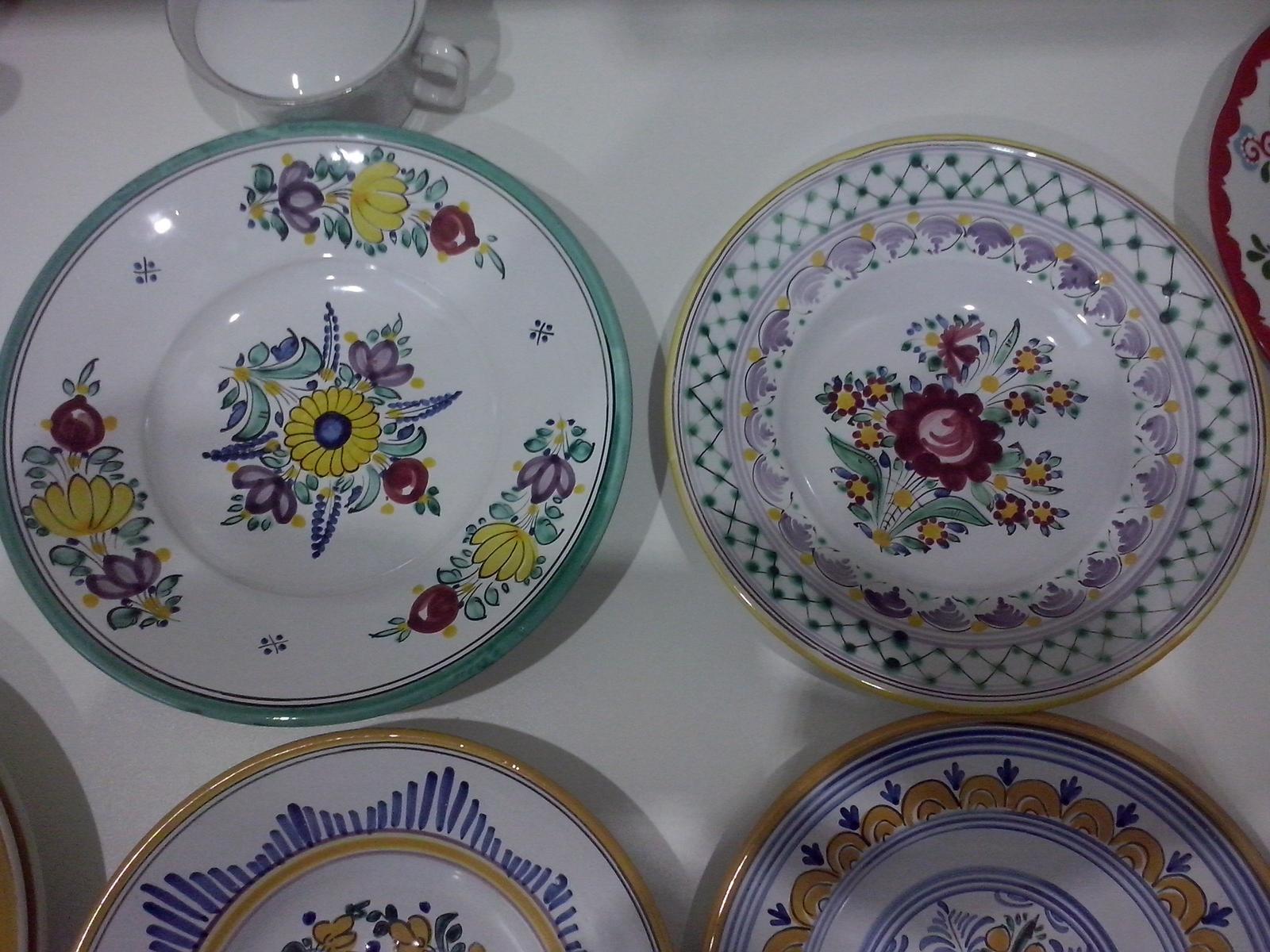 malované taniere - Obrázok č. 3