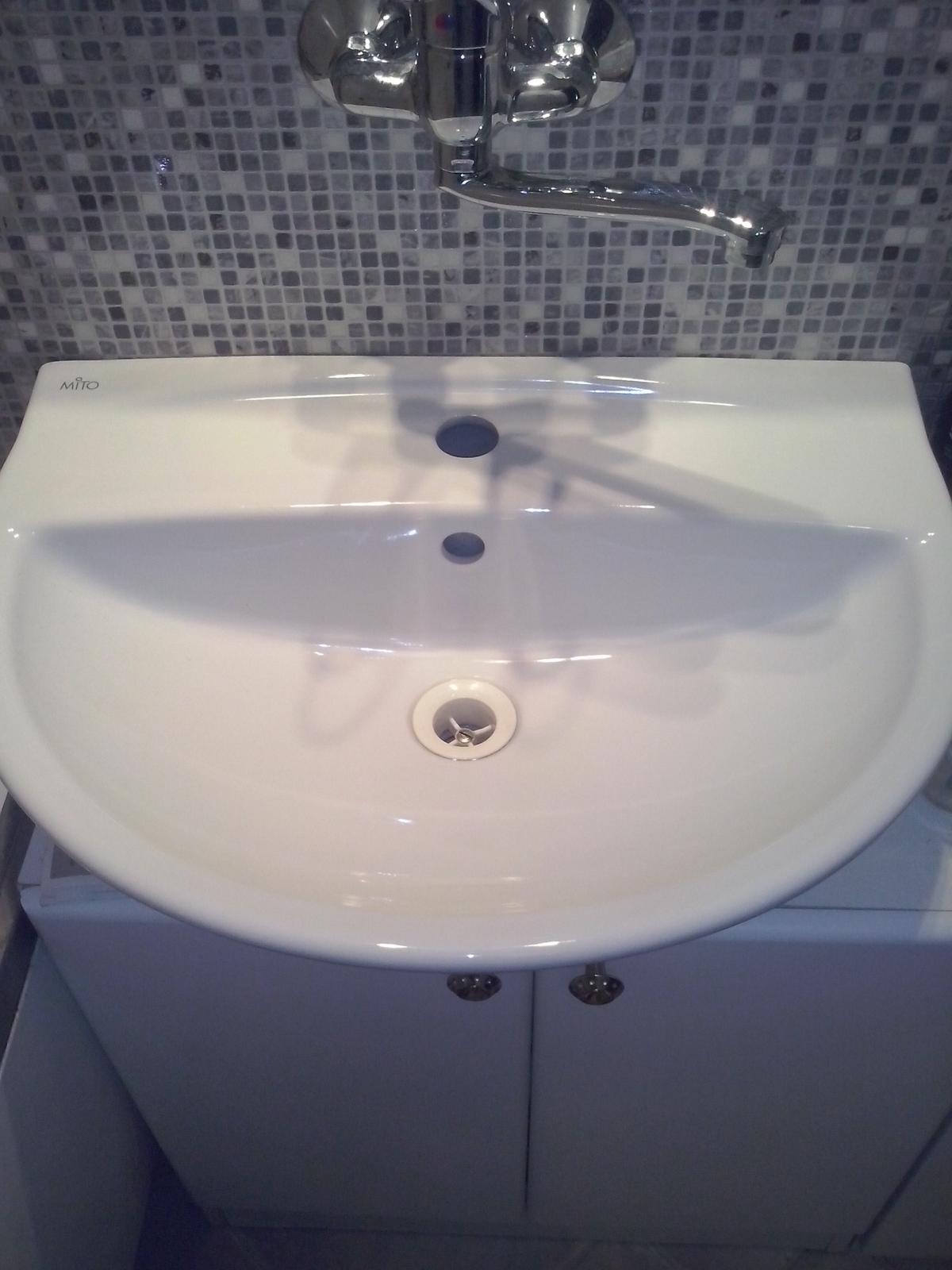 Keramicke umyvadlo - Obrázok č. 1