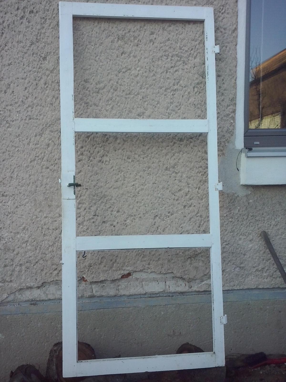 Ram na sietku na dvere - Obrázok č. 1