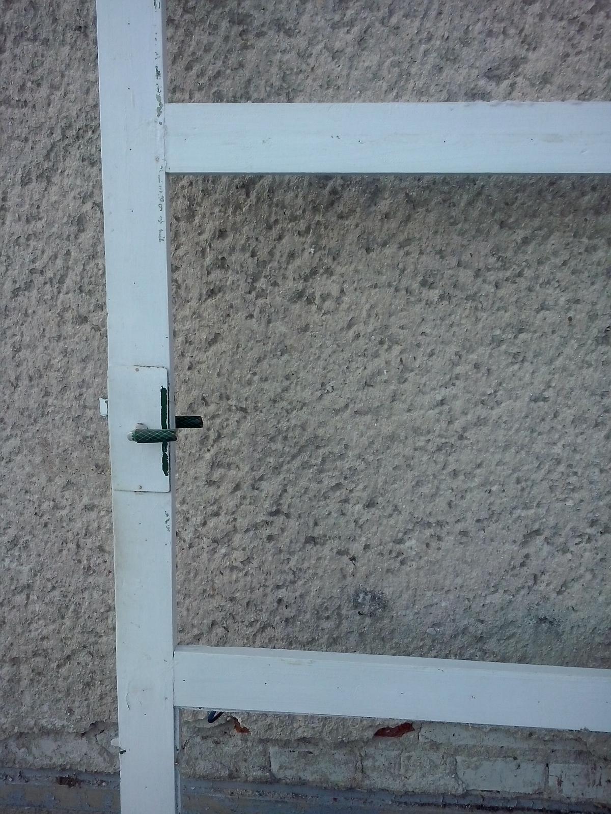 Ram na sietku na dvere - Obrázok č. 2