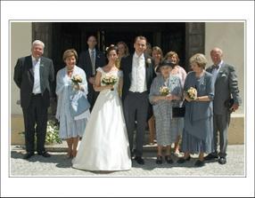 A celá rodina!