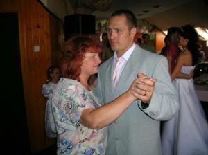 tanec s maminkou