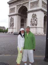 na líbánkách v Paříži
