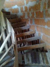 schodisko šalovanie