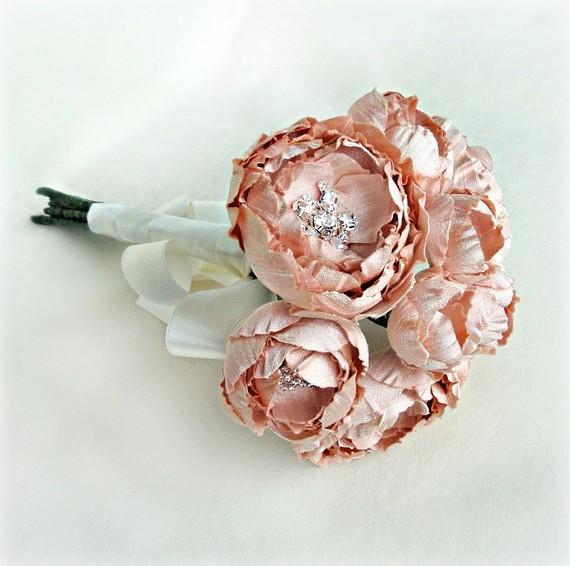 Svadobné kytice inak - Obrázok č. 65